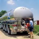 Liquid Hauling Tanker